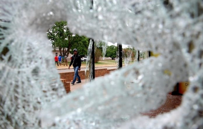 The university has initiated crime awareness projects and reached out the MEC for education in Limpopo.