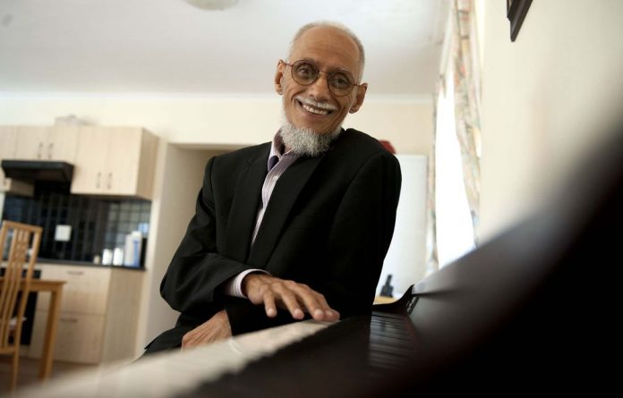 Born with music in his blood: Ibrahim Khalil Shihab.