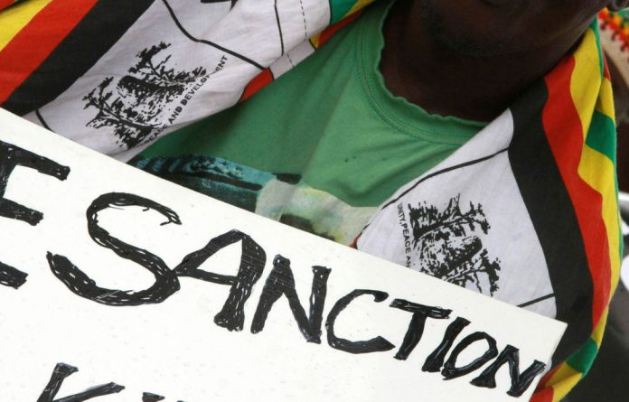 Zanu-PF has rejected an offer by the EU to lift sanctions in return for political reform.