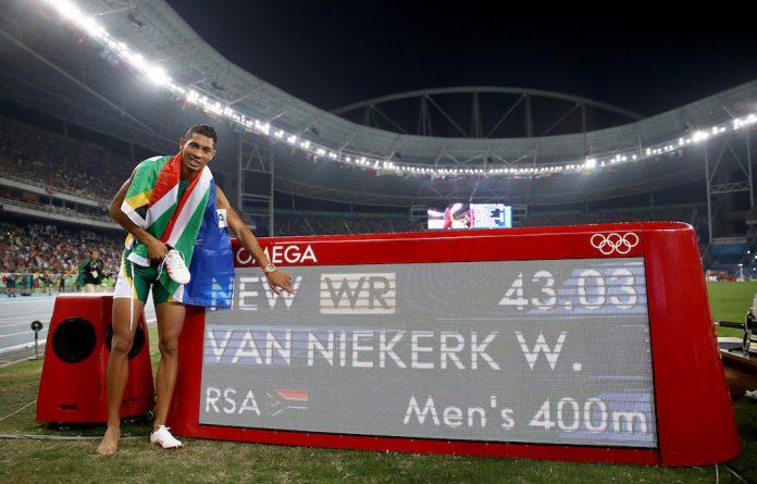 The world record was broken, the best man won.