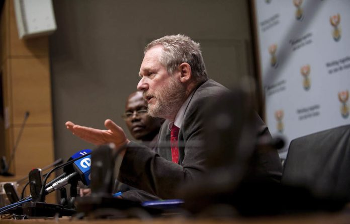 Seeking solutions: Minister Rob Davies says it is essential to bring about fundamental changes in South Africa's economy.