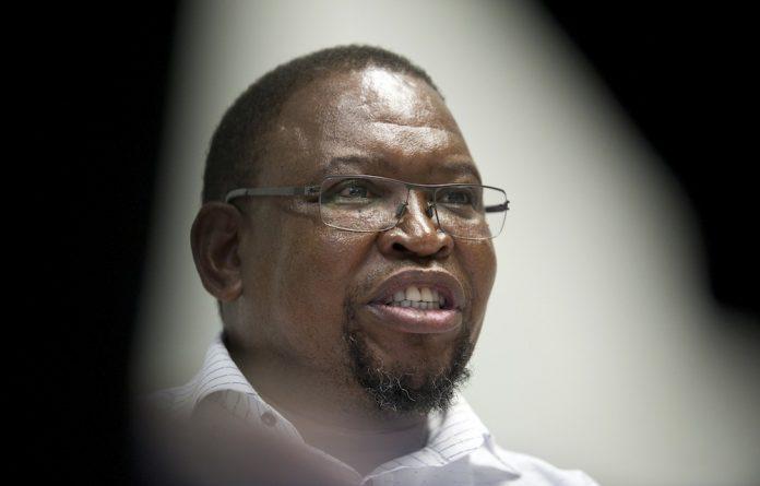 What radical changes? Enoch Godongwana. Photo: Madelene Cronjé