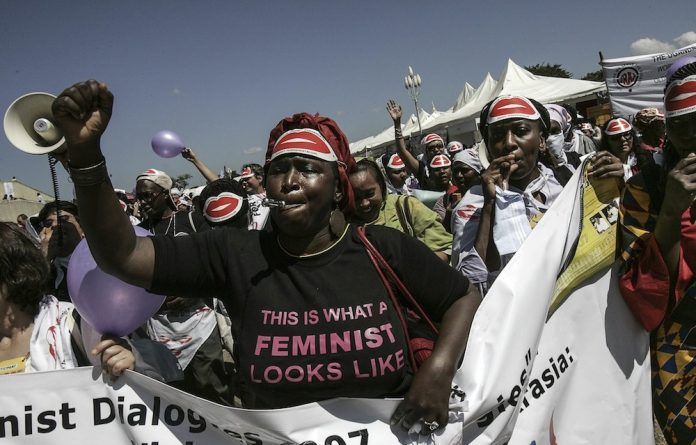 In Kenya congregants