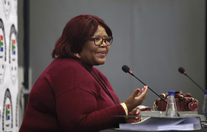 Mentor's testimony that she had travelled to Johannesburg on a Monday in October at Jacob Zuma's behest was contradicted by travel records.