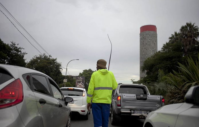 Urban Watch ensures pedestrians and motorists on Joe Slovo Dr in Johannesburg get to their destinations unharmed by robbers