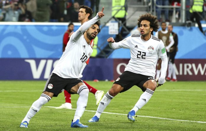 Mohamed Salah is ranked right up with the world's top goal-scorers and is expected to bag at least a brace against eSwatini in the Africa Cup of Nations on Friday.
