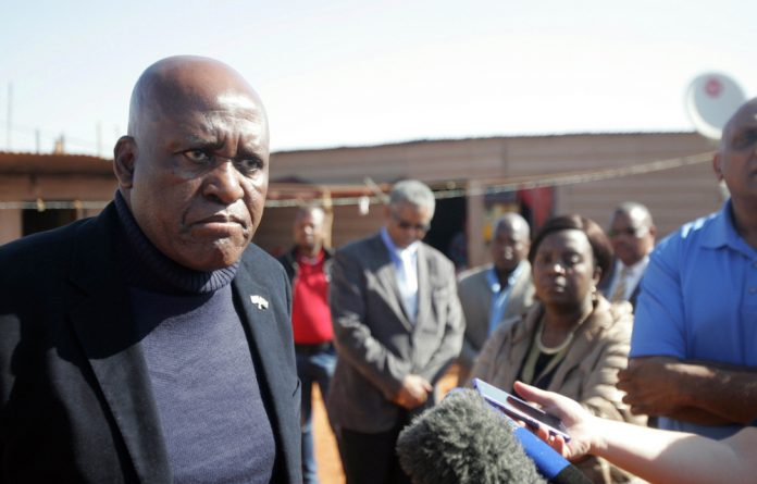 The High Court in Pretoria found Ntlemeza's appointment to the Hawks to be unlawful and ruled that he be removed from office.
