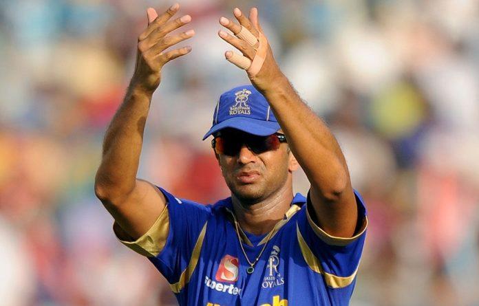 Rajasthan Royals captain Rahul Dravid.