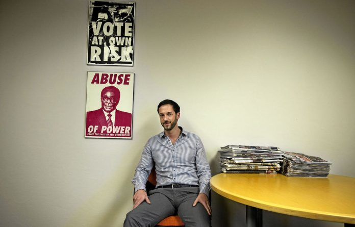 Waldimar Pelser is the man tasked with steering Afrikaans Sunday newspaper Rapport on a new course