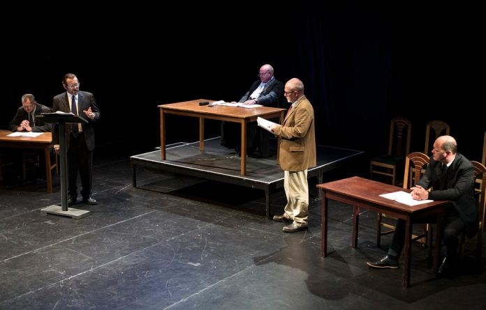 True story: Maggie Davey's play Coast looks at the trial of cardiologist Wouter Basson