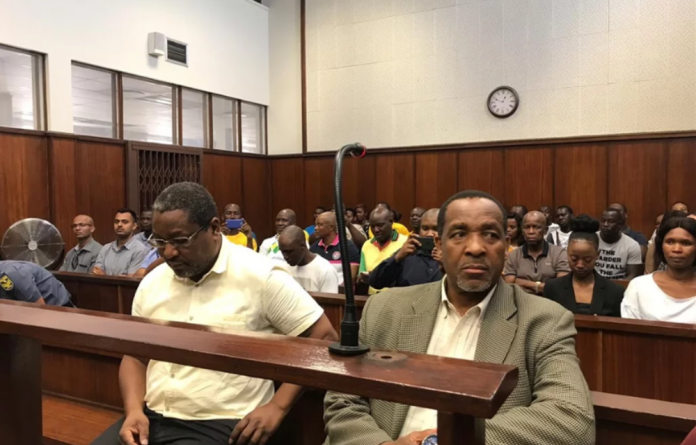Mpanza and Mdakane appeared in court on Monday and were released on bail of R15000 each and will appear in court again on March 29.