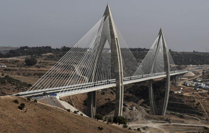 The Mohammed VI Bridge