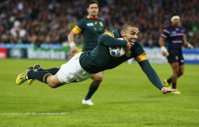 Bryan Habana announced that he is retiring after 123 Test appearances.