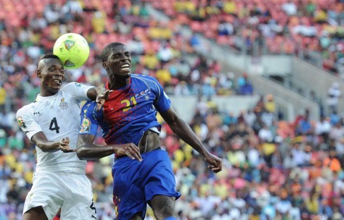 Ghana's defender John Pantsil