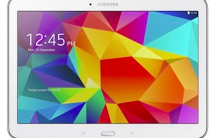 The gold trim of the Samsung Tab S makes it the real head-turner among the tablet forerunners.