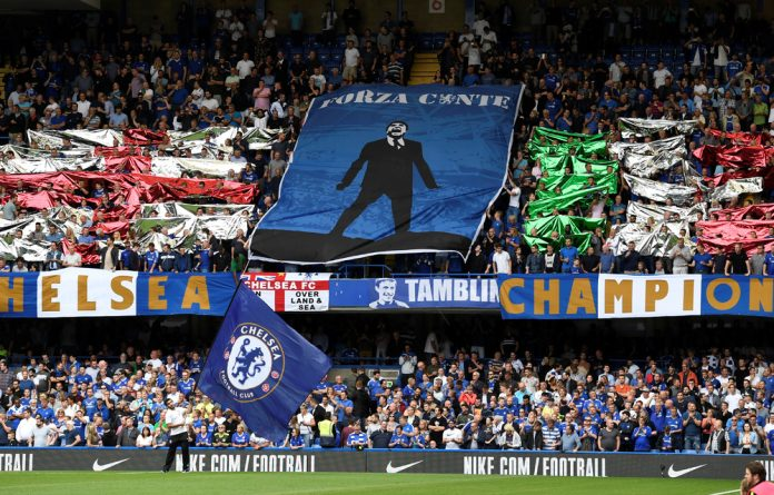 For Chelsea's supporters