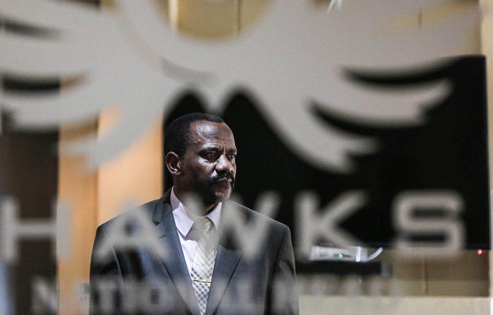 Missives: Shaun Abrahams says he wrote to Hawks head Godfrey Lebeya