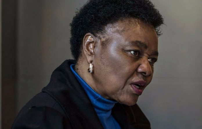 Hlengiwe Mkhize may have acted outside her powers in removing her director general
