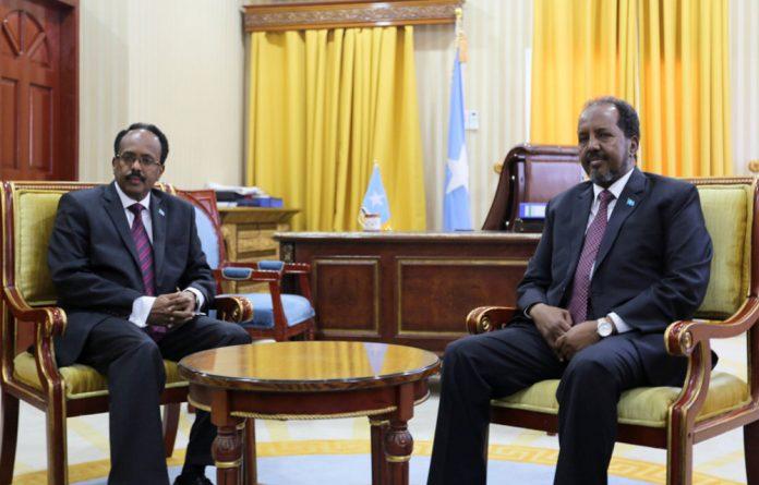 Somalia's new president