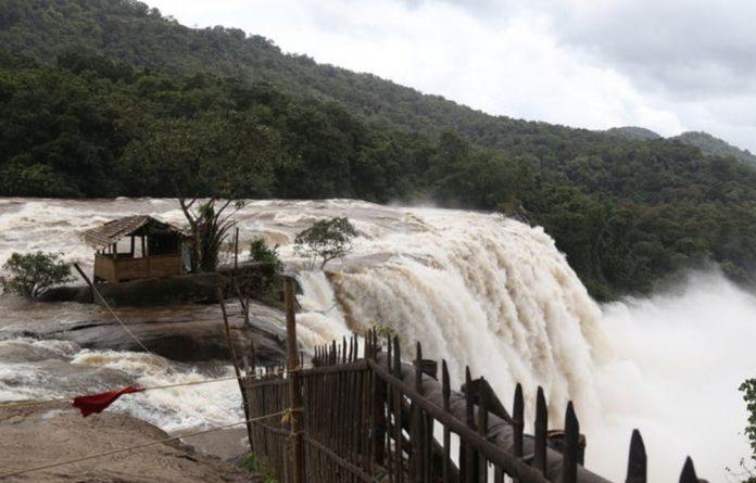 Heavy rainfall recently devastated large swathes of Kerala