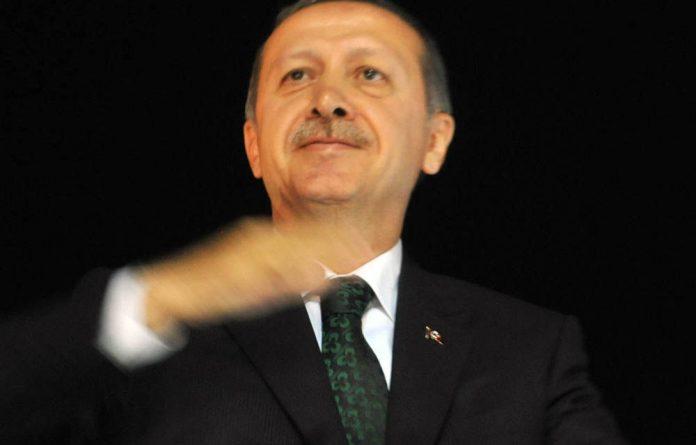 Turkey's Prime Minister Recep Tayyip Erdoğan.