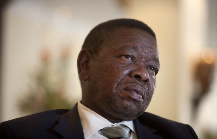 Reject: Blade Nzimande calls a story by Rapport 'mischievous' when it said the minister indirectly gained from Seta money.