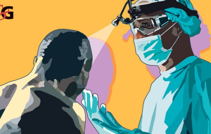 The reconstructive surgeries ordinarily cost between R150000 and R200000 each