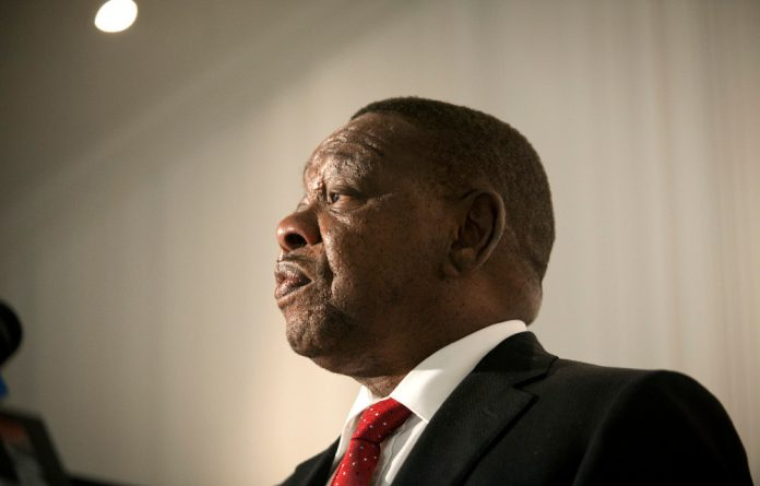 Blade Nzimande wants communication to flow through the respective vice-chancellors.