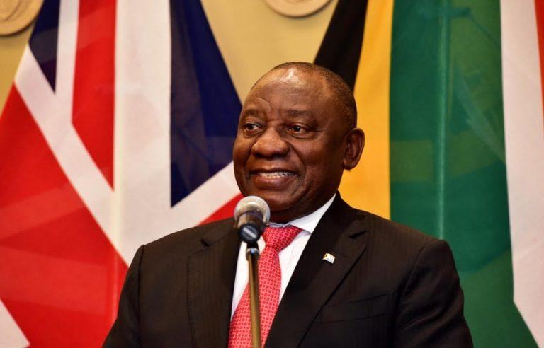 Ramaphosa: 'Historic' minimum wage to come into effect on January 1 2019
