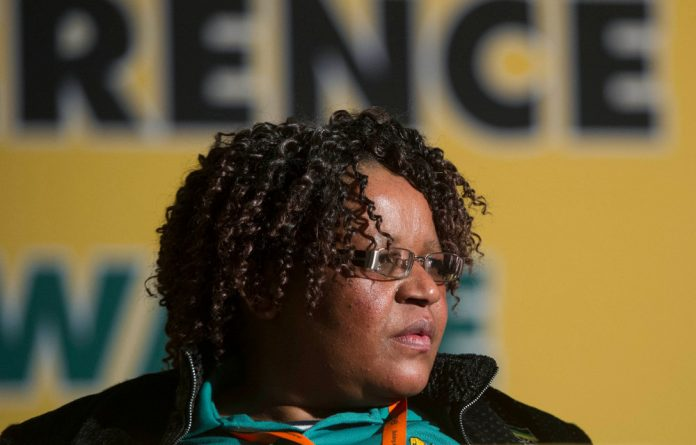 Meokgo Matuba said the league was not reacting to students' #FeesMustFall protests.