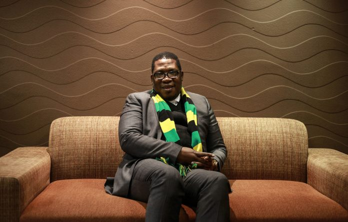 Panyaza Lesufi believes the ANC losing votes in the last election has shaken the party from its complacency.