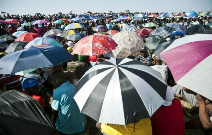 Job losses: The slowdown in the South African economy has had a crippling effect on unemployment
