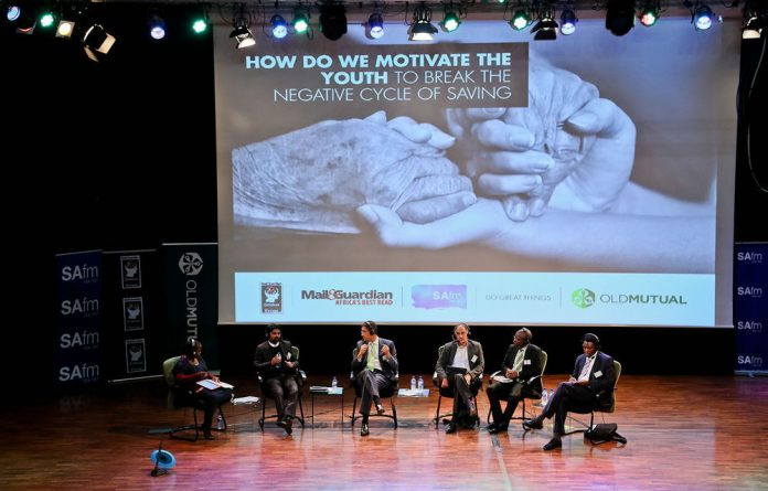 The panel consisted of Yershen Pillay