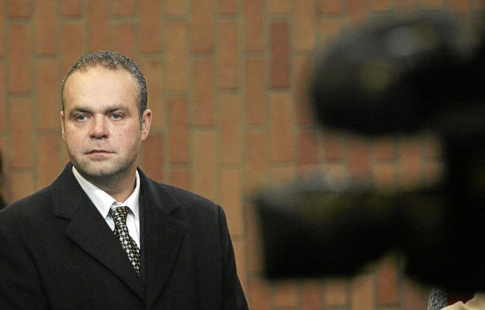 Former Czech national and businessman Radovan Krejcir.