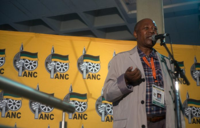ANC veteran Sindiso Mfenyana: We are at a stage where we need to be honest and frank.