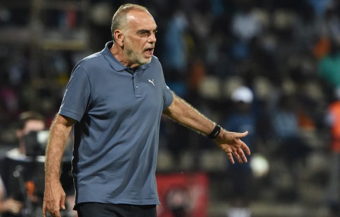 Avram Grant's contract with the ghana Football Association ends on February 28.