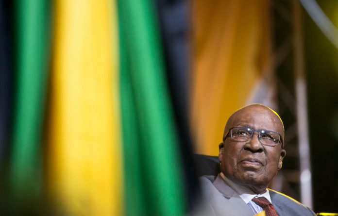 ANC veteran Andrew Mlangeni says the integrity commission can only make recommendations and it is up to the party's national executive committee to take action.