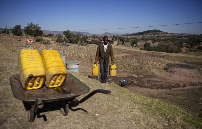 Farmers are responsible for approximately 30% of the Western Cape water usage