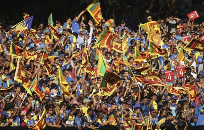 Sri Lankan fans came out in force to support their team during the 2015 ICC Cricket World Cup in Australia