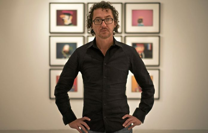 Art and the archive: Brenton Maart