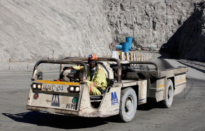 'When looking at the mining taxation rates in other parts of the world