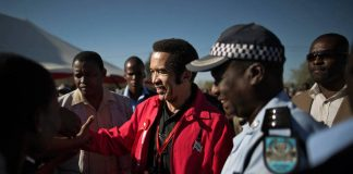 Special service: Answering only to Botswana President Ian Khama