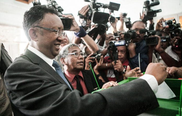 The military is the second pillar in securing the presidency in Madagascar.
