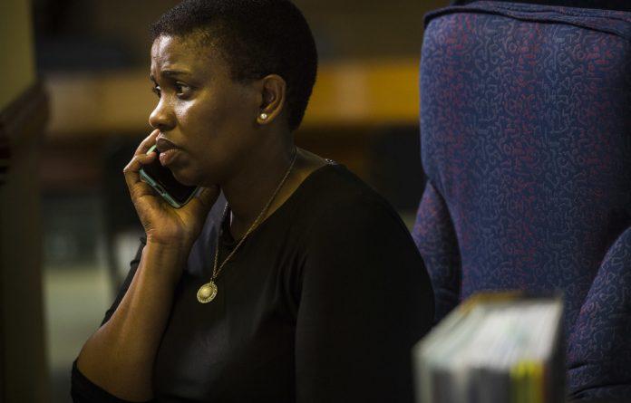 Embattled deputy head of the NPA