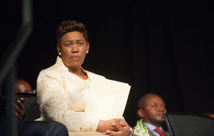 Basic Education Minister Angie Motshekga says the policy of  'progressing' learners works.