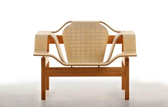Stratflex furniture by Wintec won the innovation award.