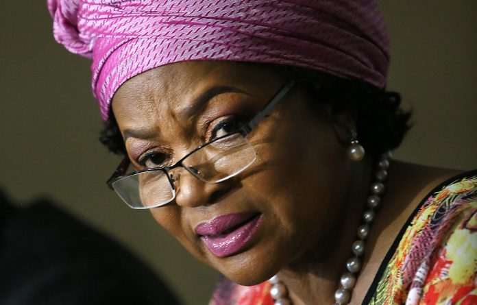 National Assembly Speaker Baleka Mbete has accused opposition parties of turning too quickly to the courts to resolve parliamentary issues.