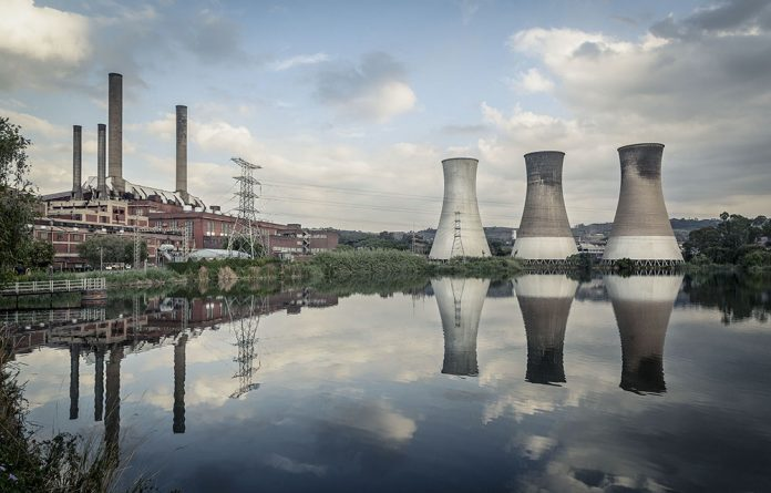 Eskom is saddled with dirty power plants that cannot compete on price with renewable energy.