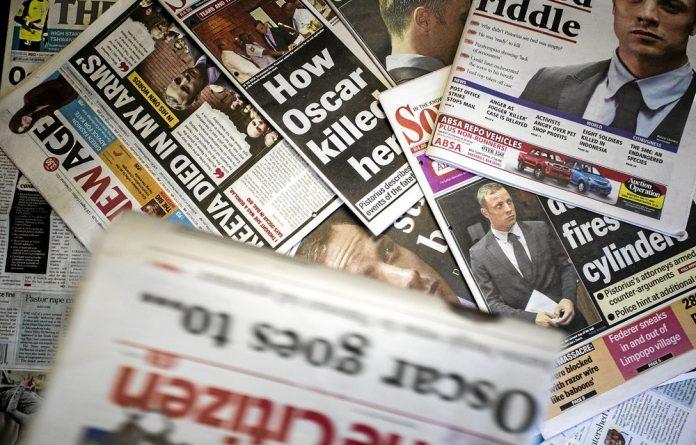 Oscar Pistorius: Dominated the news headlines