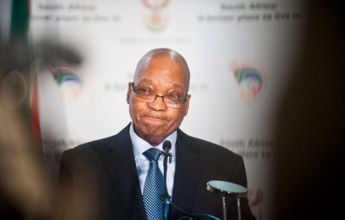 Target: The media's obsession with President Jacob Zuma and his family makes 'objectivity impossible'